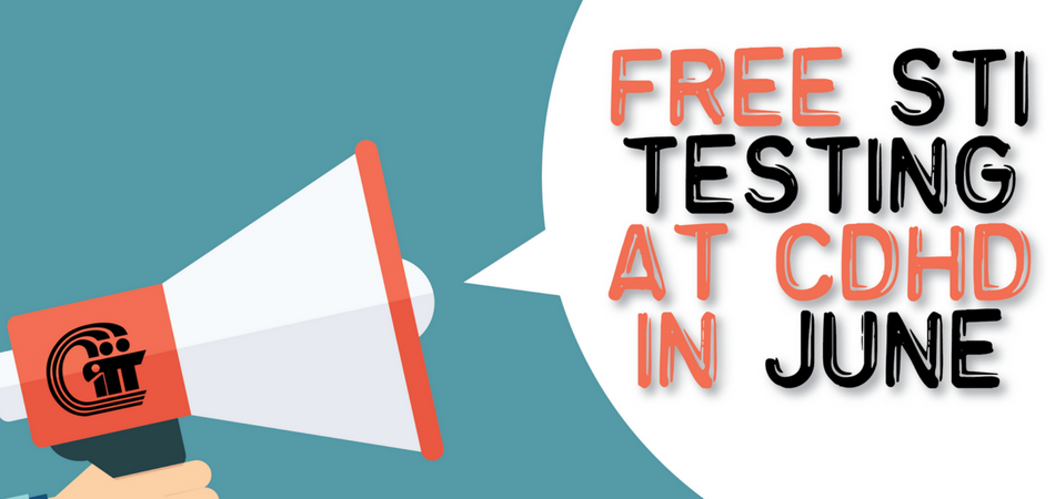 Make Your Appointment for Free STI Testing